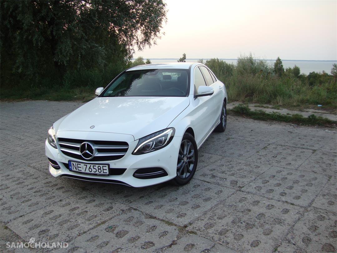 Mercedes Benz Klasa C W205 (2014-) Mercedes Benz Mercedes Benz Mercedes Benz Mercedes Benz Salon Polska,bezwypadkowy,7G tronic,Command online,ILS 1