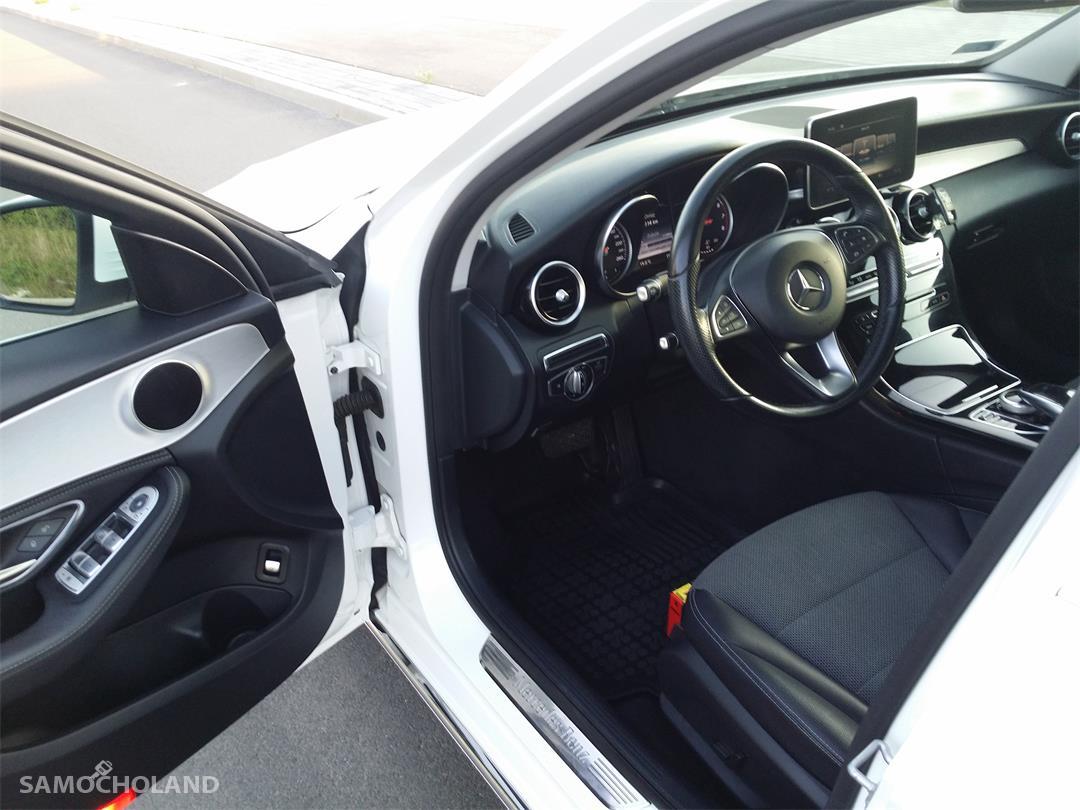 Mercedes Benz Klasa C W205 (2014-) Mercedes Benz Mercedes Benz Mercedes Benz Mercedes Benz Salon Polska,bezwypadkowy,7G tronic,Command online,ILS 16