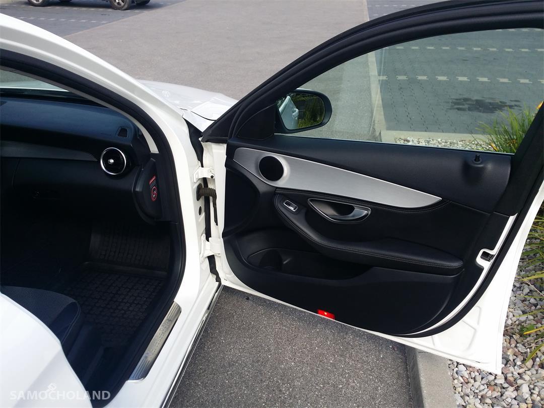 Mercedes Benz Klasa C W205 (2014-) Mercedes Benz Mercedes Benz Mercedes Benz Mercedes Benz Salon Polska,bezwypadkowy,7G tronic,Command online,ILS 29