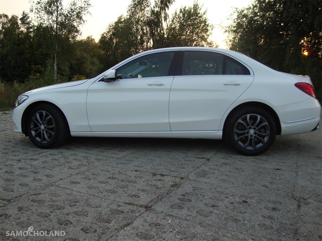 Mercedes Benz Klasa C W205 (2014-) Mercedes Benz Mercedes Benz Mercedes Benz Mercedes Benz Salon Polska,bezwypadkowy,7G tronic,Command online,ILS 7