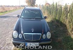 mercedes benz Mercedes Benz Klasa E W210 (1995-2002)