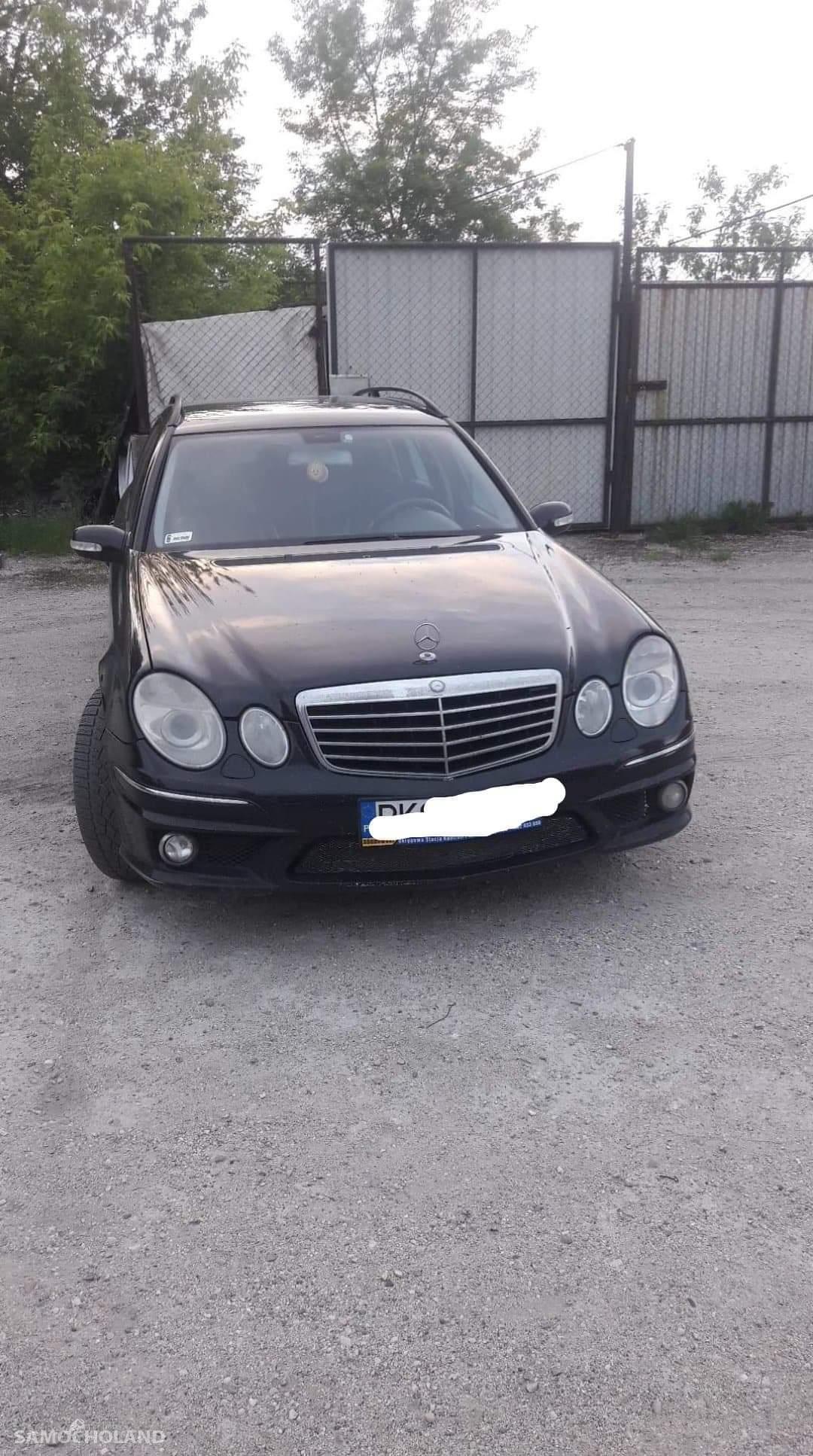 Mercedes Benz Klasa E W211 (2002-2009)  E 270 avangarde Auto zadbane, bezwypadkowy zapraszam do oglądania  1