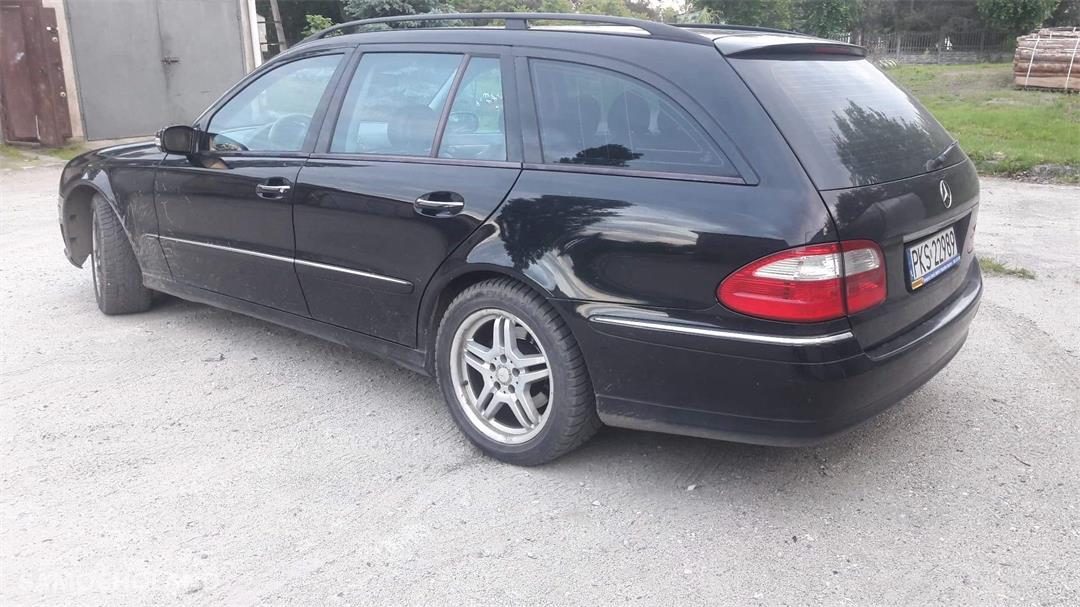 Mercedes Benz Klasa E W211 (2002-2009)  E 270 avangarde Auto zadbane, bezwypadkowy zapraszam do oglądania  16