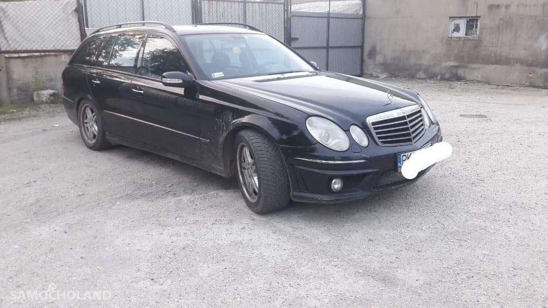 Mercedes Benz Klasa E W211 (2002-2009)  E 270 avangarde Auto zadbane, bezwypadkowy zapraszam do oglądania  4
