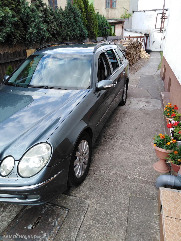 Mercedes Benz Klasa E W211 (2002-2009) Kombi 3000td garażowany oprócz skóry ma wszysko  56