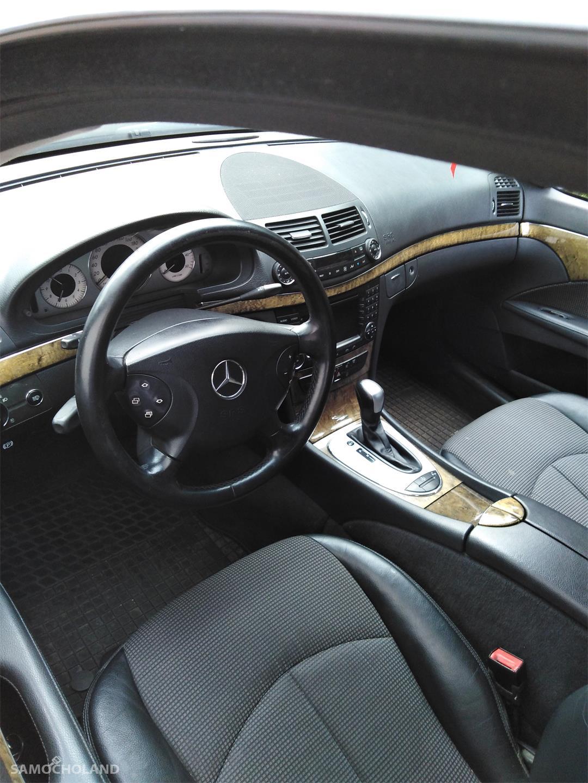 Mercedes Benz Klasa E W211 (2002-2009) Kombi 3000td garażowany oprócz skóry ma wszysko  29
