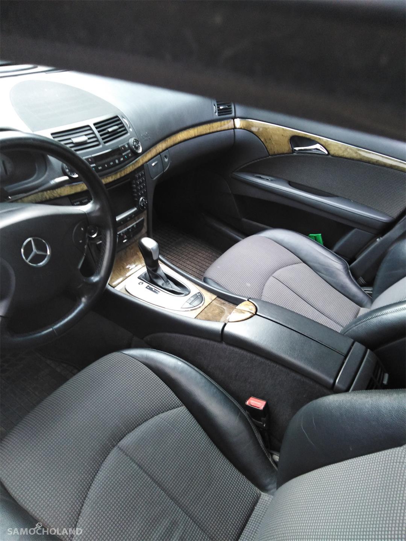 Mercedes Benz Klasa E W211 (2002-2009) Kombi 3000td garażowany oprócz skóry ma wszysko  22