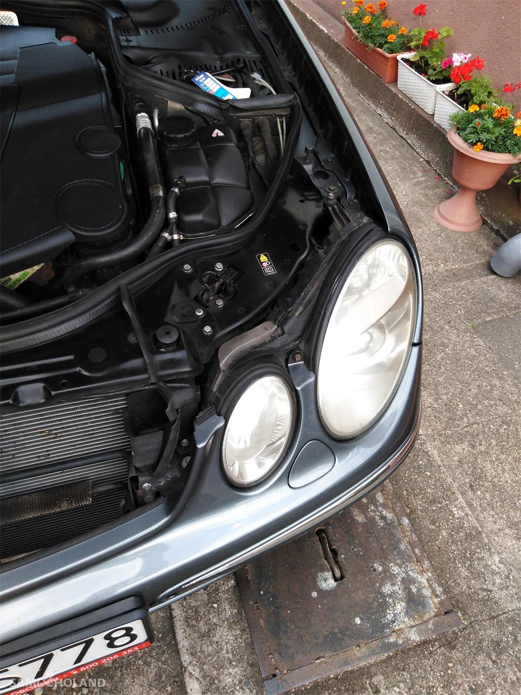 Mercedes Benz Klasa E W211 (2002-2009) Kombi 3000td garażowany oprócz skóry ma wszysko  2