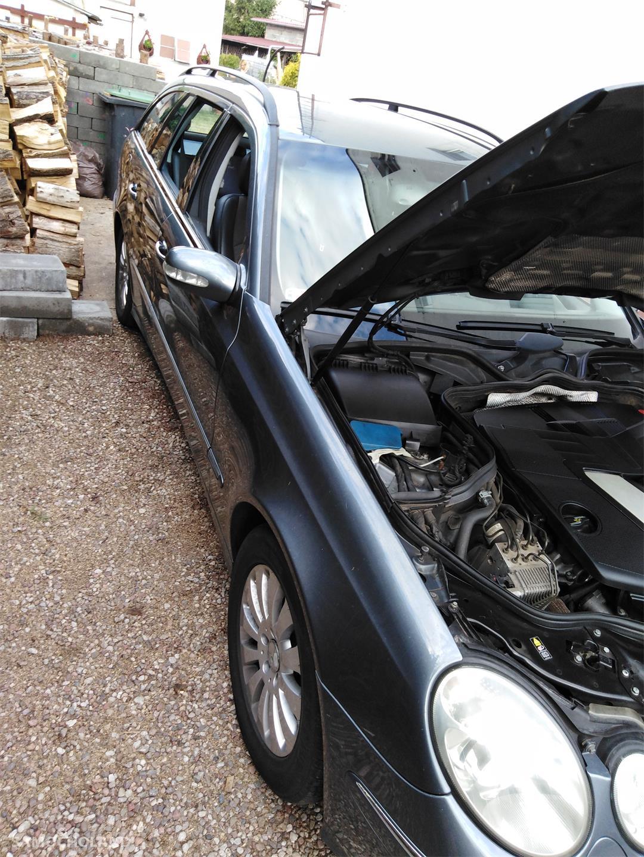 Mercedes Benz Klasa E W211 (2002-2009) Kombi 3000td garażowany oprócz skóry ma wszysko  1