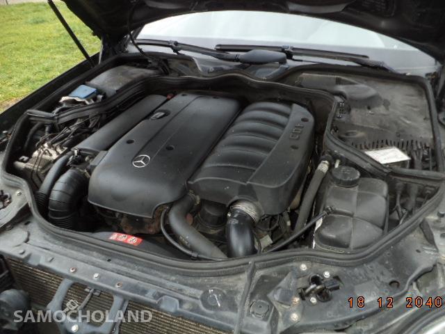 Mercedes Benz Klasa E W211 (2002-2009) Mercedes kombi  w 211 e klasa 2,7cdi 29