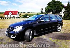 mercedes benz Mercedes Benz Klasa R Faktura Vat, 6 osobowy van, W251, 4 Matic automat, diesel