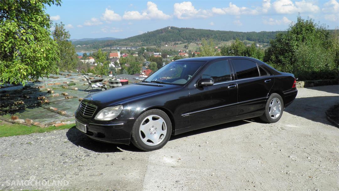 Mercedes Benz Klasa S W220 (1998-2005)  11