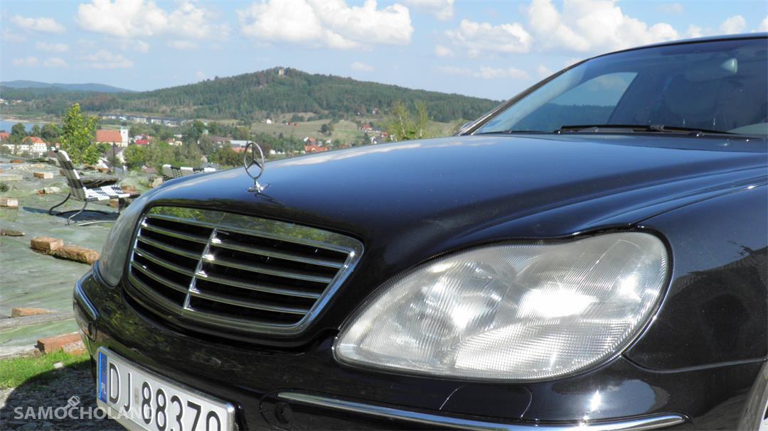 Mercedes Benz Klasa S W220 (1998-2005)  7