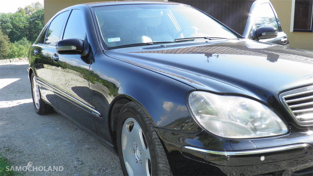 Mercedes Benz Klasa S W220 (1998-2005)  4
