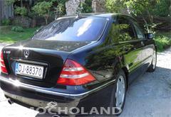 z miasta jelenia góra Mercedes Benz Klasa S W220 (1998-2005)