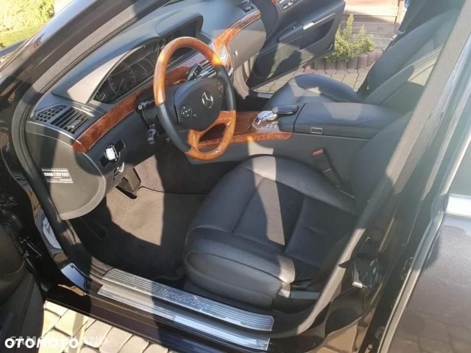 Mercedes Benz Klasa S W221 (2005-2013) Mercedes Benz Mercedes S 350 CDI  100% Bezwypadkowy  Mały Przebieg 16