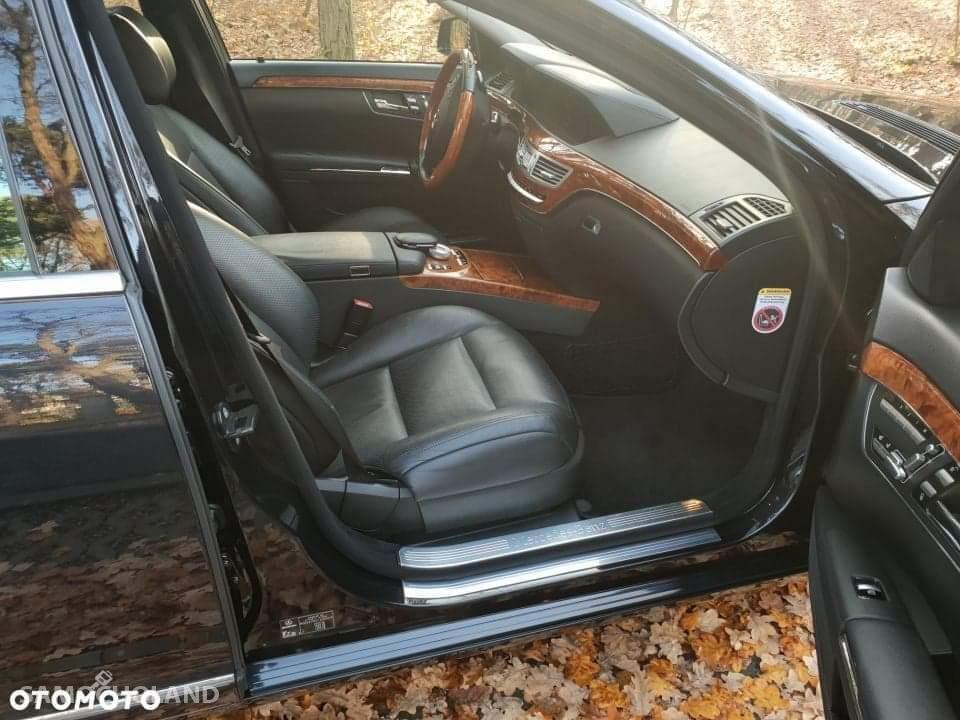 Mercedes Benz Klasa S W221 (2005-2013) Mercedes Benz Mercedes S 350 CDI  100% Bezwypadkowy  Mały Przebieg 22