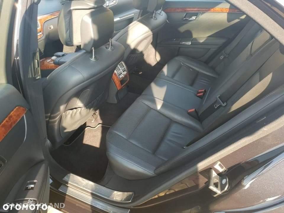 Mercedes Benz Klasa S W221 (2005-2013) Mercedes Benz Mercedes S 350 CDI  100% Bezwypadkowy  Mały Przebieg 29