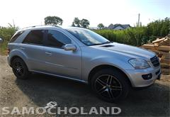 mercedes benz Mercedes Benz ML W164 (2005-2011)