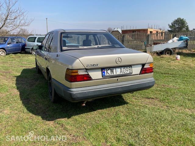 Mercedes Benz W124 (1984-1993) 20 lat w jednych rekach, 210tys km!!! 11