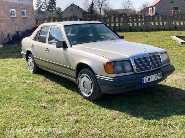 Mercedes Benz W124 (1984-1993) 20 lat w jednych rekach, 210tys km!!! 4