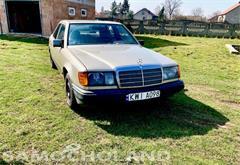 samochody osobowe Mercedes Benz W124 (1984-1993) 20 lat w jednych rekach, 210tys km!!!