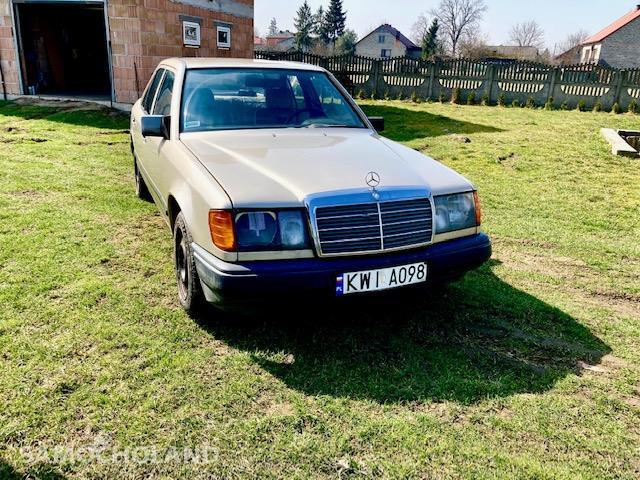 Mercedes Benz W124 (1984-1993) 20 lat w jednych rekach, 210tys km!!! 1