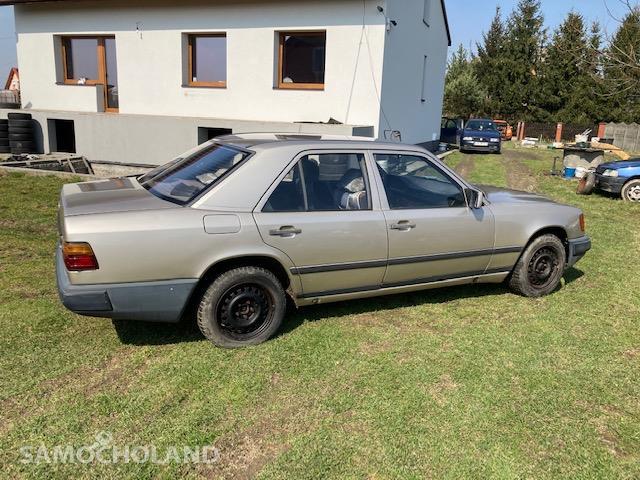 Mercedes Benz W124 (1984-1993) 20 lat w jednych rekach, 210tys km!!! 7