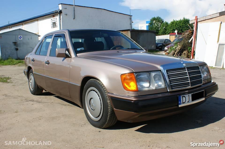 Mercedes Benz W124 (1984-1993) Sprzedam Mercedes benz W124 2.0 automat 11