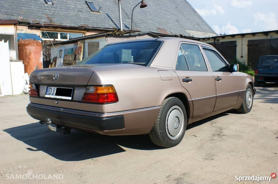 Mercedes Benz W124 (1984-1993) Sprzedam Mercedes benz W124 2.0 automat 22