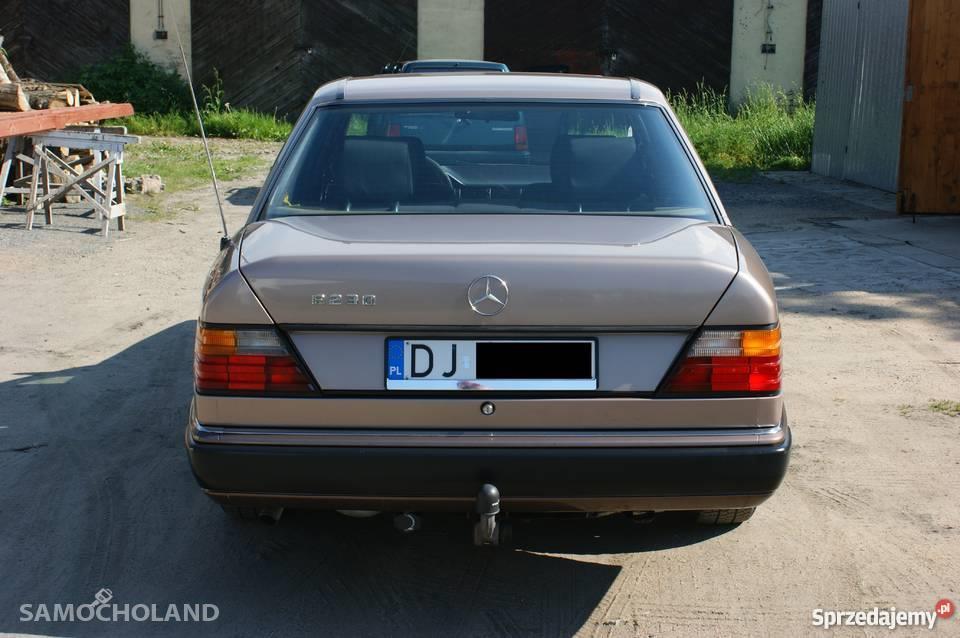 Mercedes Benz W124 (1984-1993) Sprzedam Mercedes benz W124 2.0 automat 4