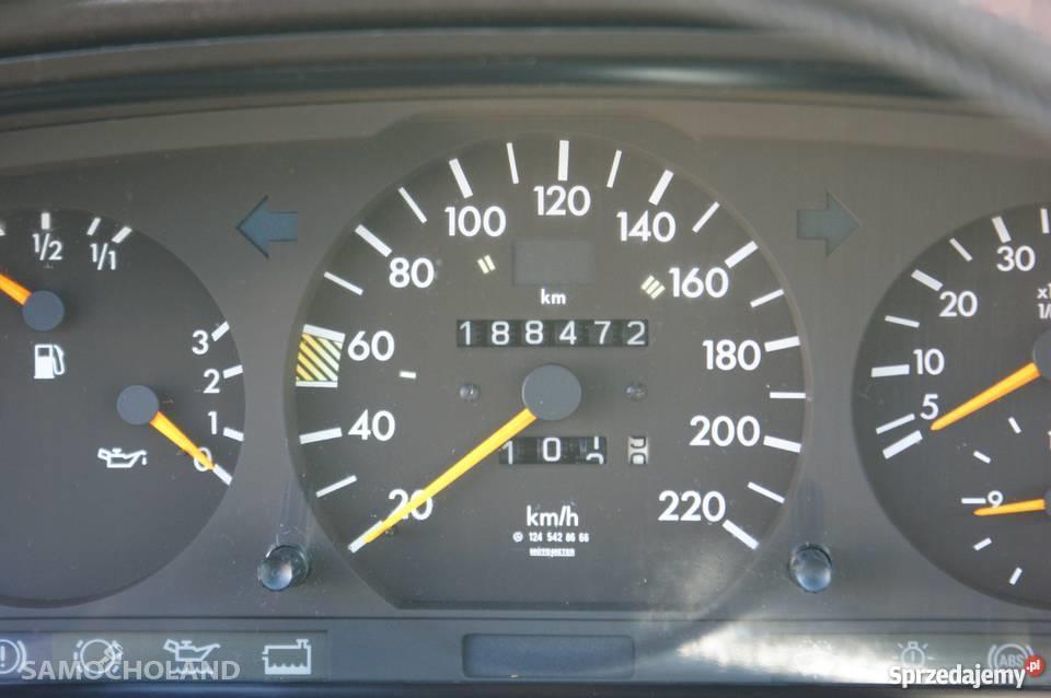 Mercedes Benz W124 (1984-1993) Sprzedam Mercedes benz W124 2.0 automat 2