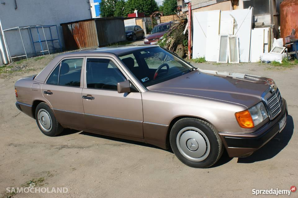 Mercedes Benz W124 (1984-1993) Sprzedam Mercedes benz W124 2.0 automat 16