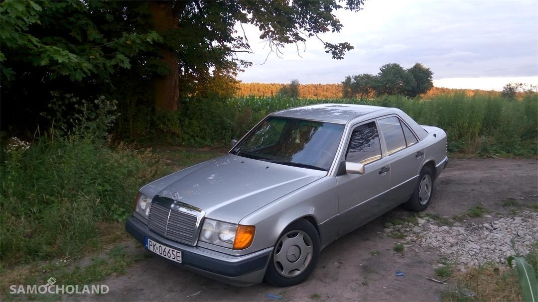 Mercedes Benz W124 (1984-1993) W124 2.5 diesel  2