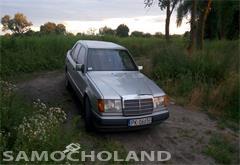 z wojewodztwa wielkopolskie Mercedes Benz W124 (1984-1993) W124 2.5 diesel