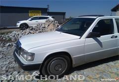 mercedes benz w201 (190) Mercedes Benz W201 (190) Mercedes 190  2.0 benzyna/gaz 1989 rok