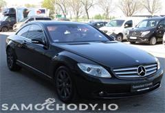 mercedes benz cl Mercedes-Benz CL C216 (2006-2013) 388 KM , Bezwypadkowy , full wyposażenie
