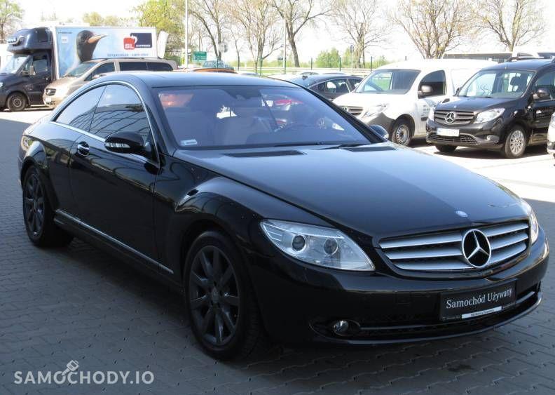 Mercedes-Benz CL C216 (2006-2013) 388 KM , Bezwypadkowy , full wyposażenie 1
