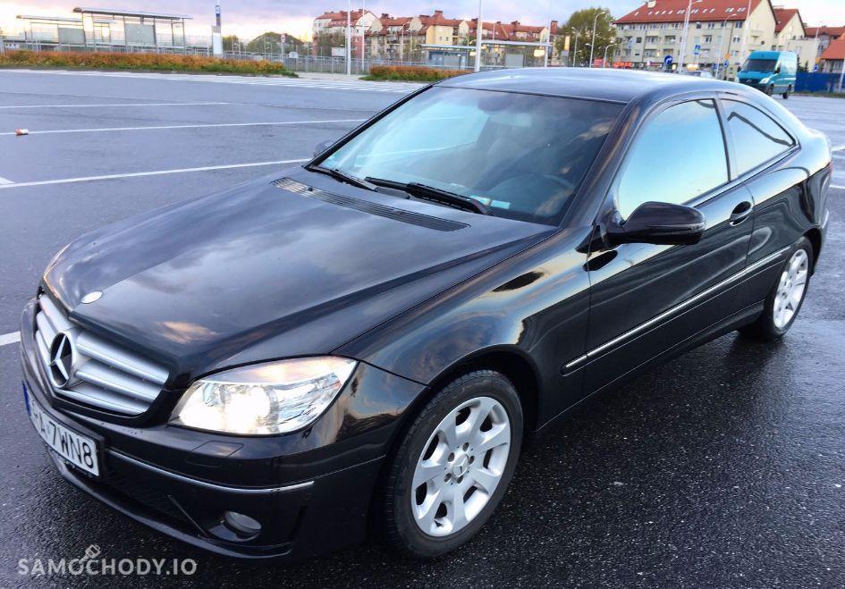 Mercedes-Benz CLC 144 KM , LPG , ZADBANY 1