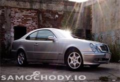 mercedes benz clk Mercedes-Benz CLK W208 (1997-2002) Avangard 163KM Xenon GPS