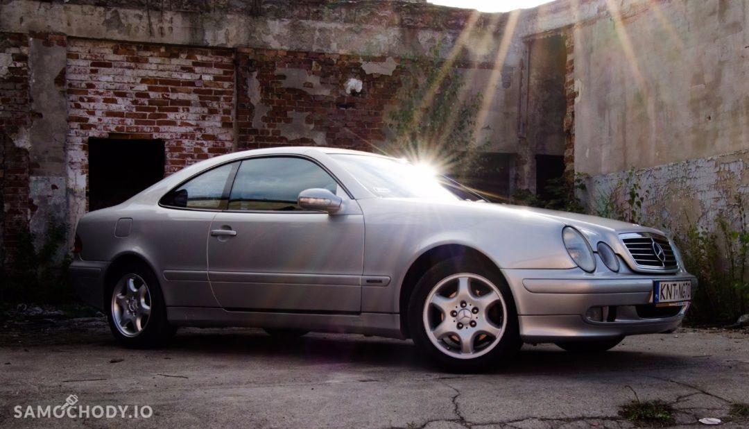 Mercedes-Benz CLK W208 (1997-2002) Avangard 163KM Xenon GPS  1