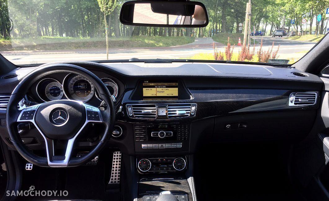 Mercedes-Benz CLS C218 (2011-) 300 KM , 4x4 stały , diesel 2