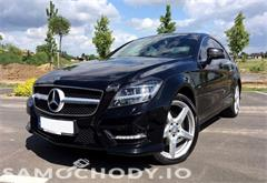 mercedes benz cls Mercedes-Benz CLS C218 (2011-) 300 KM , 4x4 stały , diesel