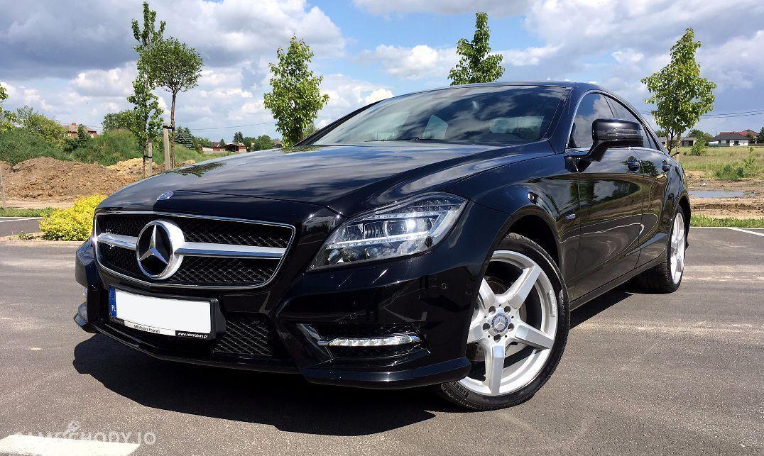 Mercedes-Benz CLS C218 (2011-) 300 KM , 4x4 stały , diesel 1