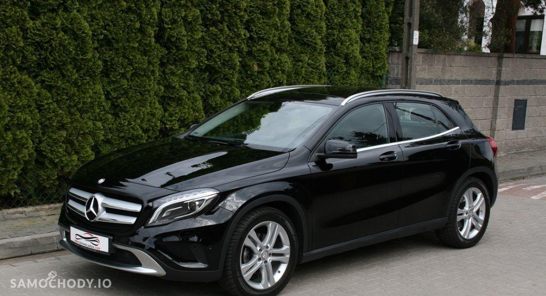 Mercedes-Benz GLA suv , automat , światła LED , skóra 1