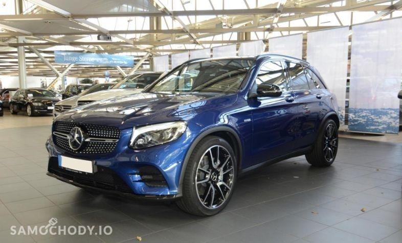 Mercedes-Benz GLC 367 KM , 4x4  stały , bezwypadkowy 1