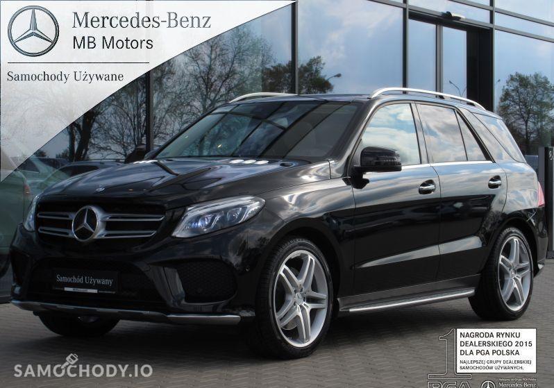 Mercedes-Benz GLE 333 KM , niski przebieg , bezwypadkowy 1