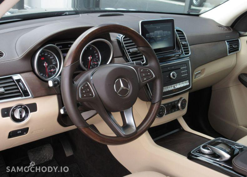 Mercedes-Benz GLE 333 KM , niski przebieg , bezwypadkowy 4