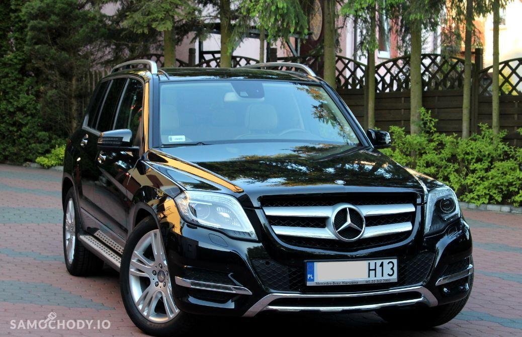 Mercedes-Benz GLK GLK 220 I właściciel , bezwypadkowy , 4x4 stały 1