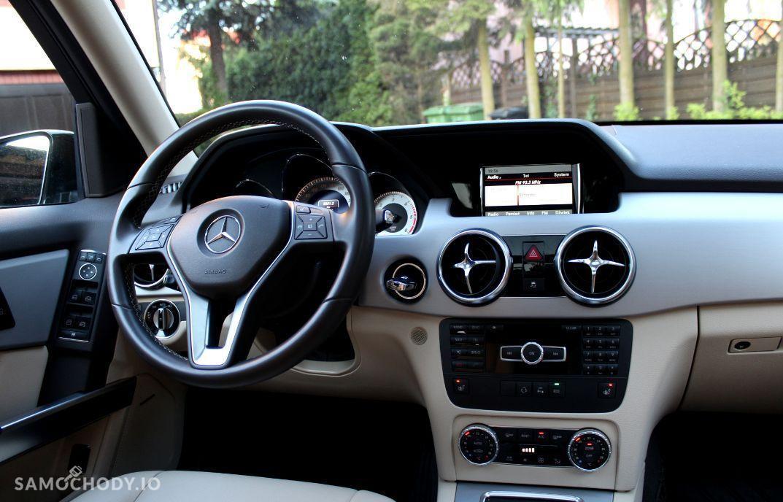 Mercedes-Benz GLK GLK 220 I właściciel , bezwypadkowy , 4x4 stały 4